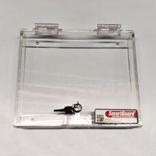 9 Inch SmartGuard Acrylic Box Cover w/cam lock
